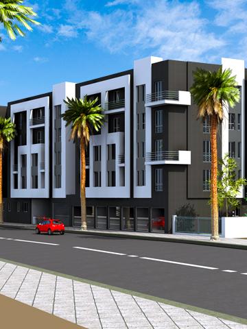 Appartements AL ARSAT